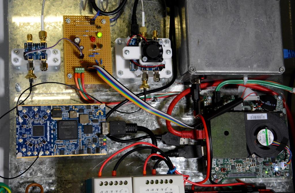 Building a LimeSDR Remote Radio Head